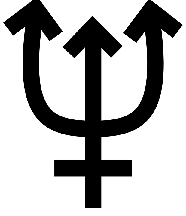סימן כוכב נפטון